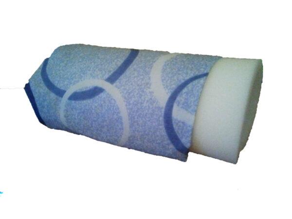 E & R Steam Press Cotton Cover and Foam