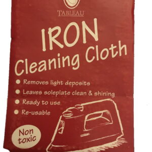 Tableau Ironing CleaningCVloth